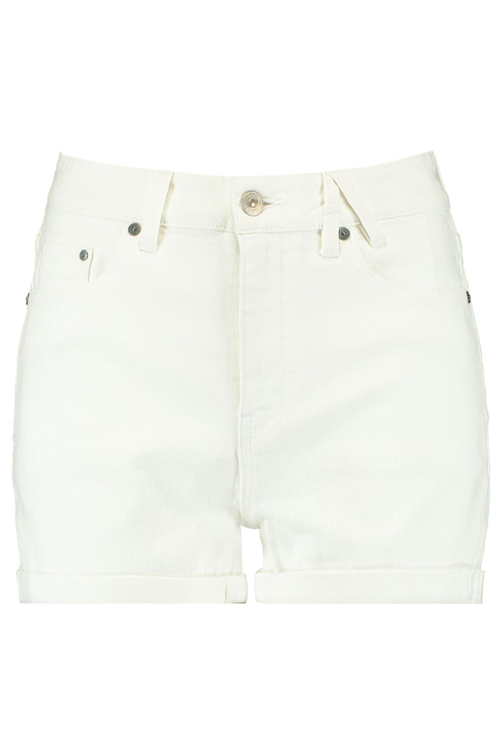 Dames Short Lucy Wit