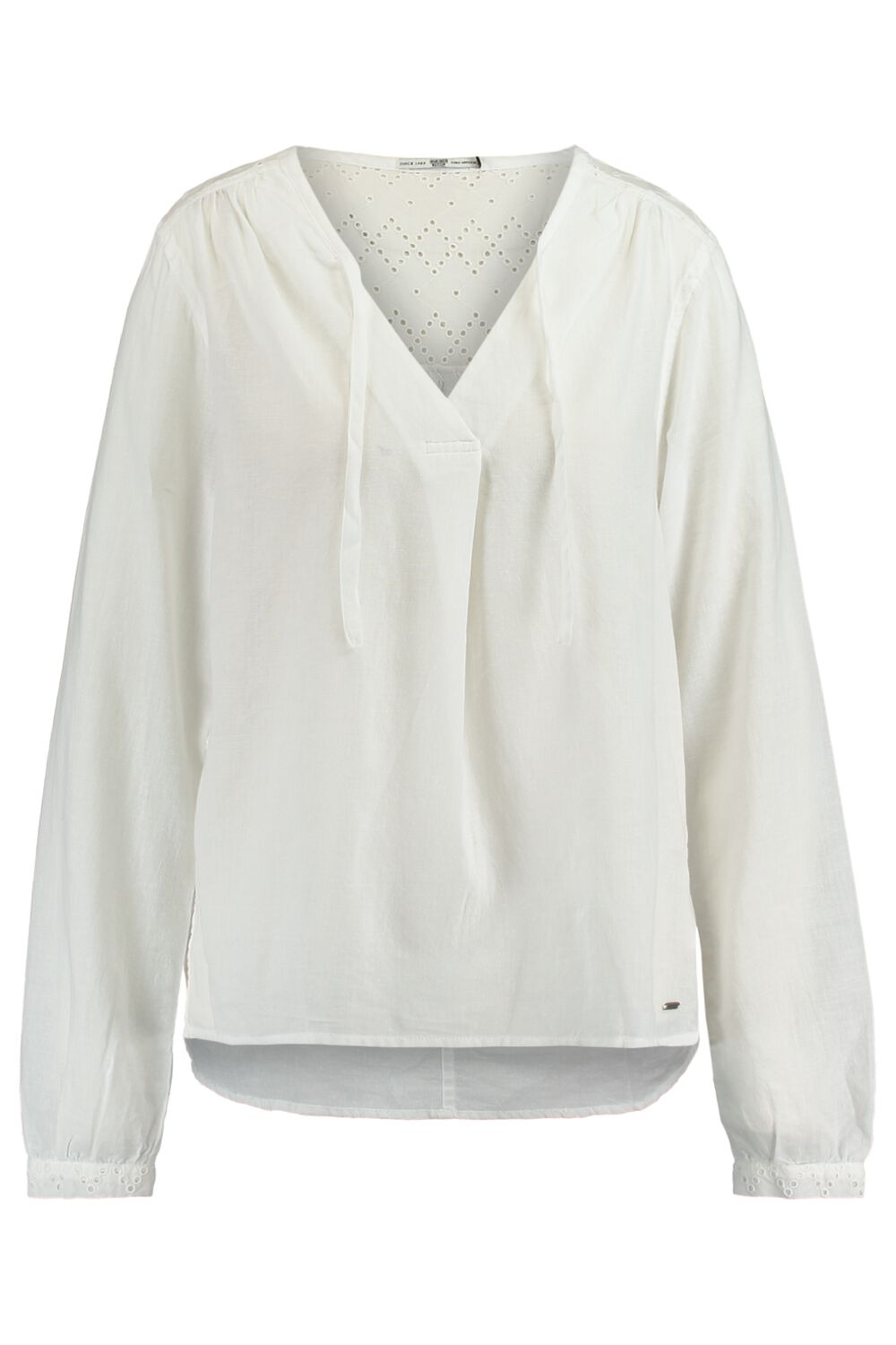 America Today Dames Blouse Blossom Wit