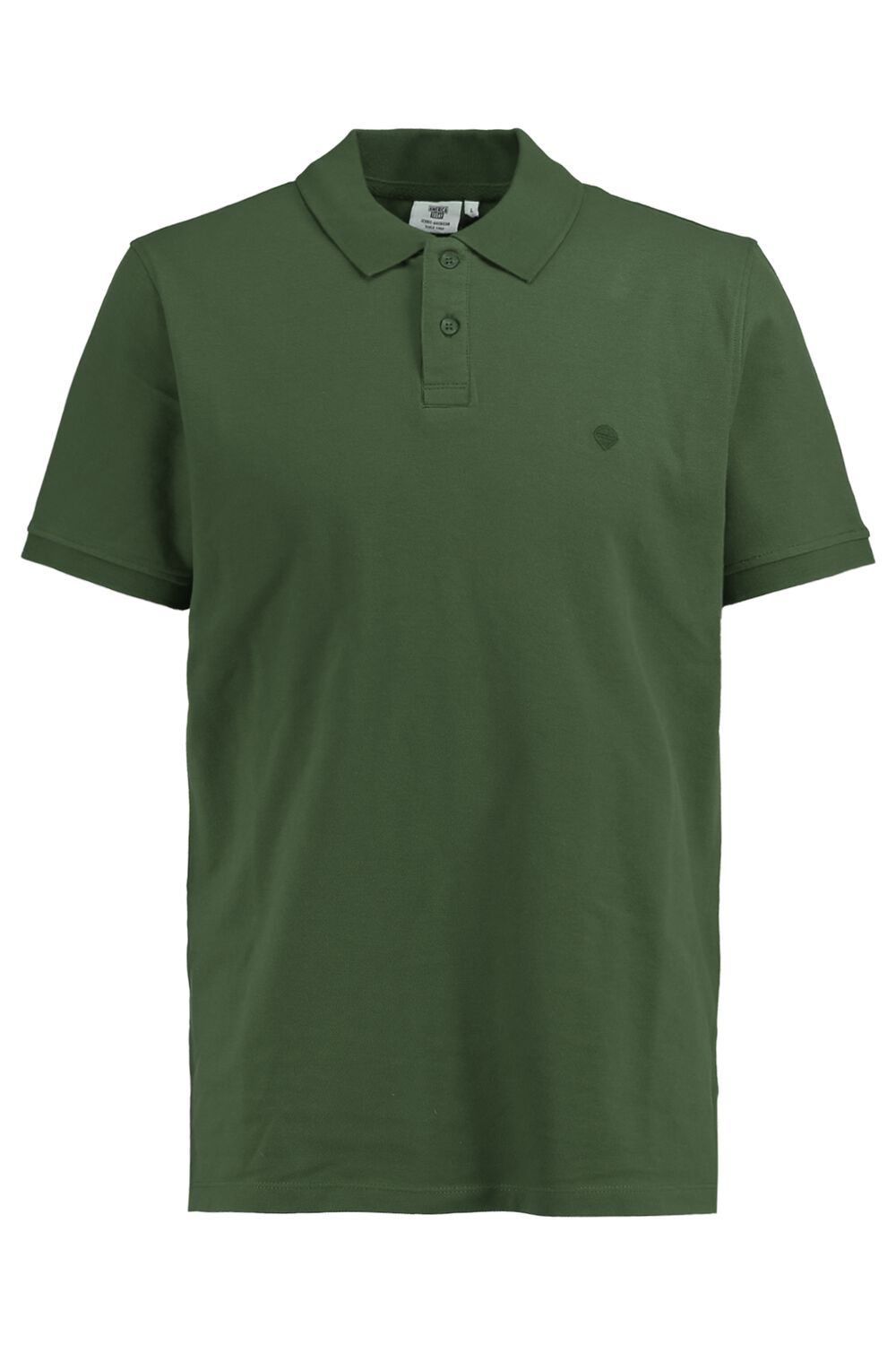 America Today Heren Polo Elton Groen