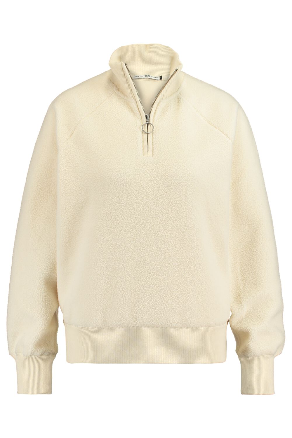 America Today Dames Sweater Seal Wit