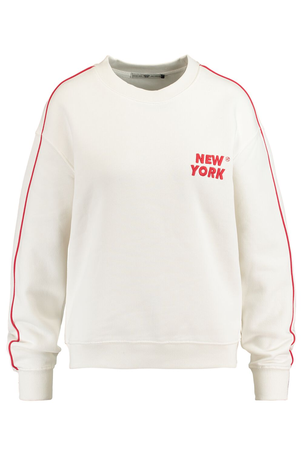 America Today Dames Sweater Sherry Wit