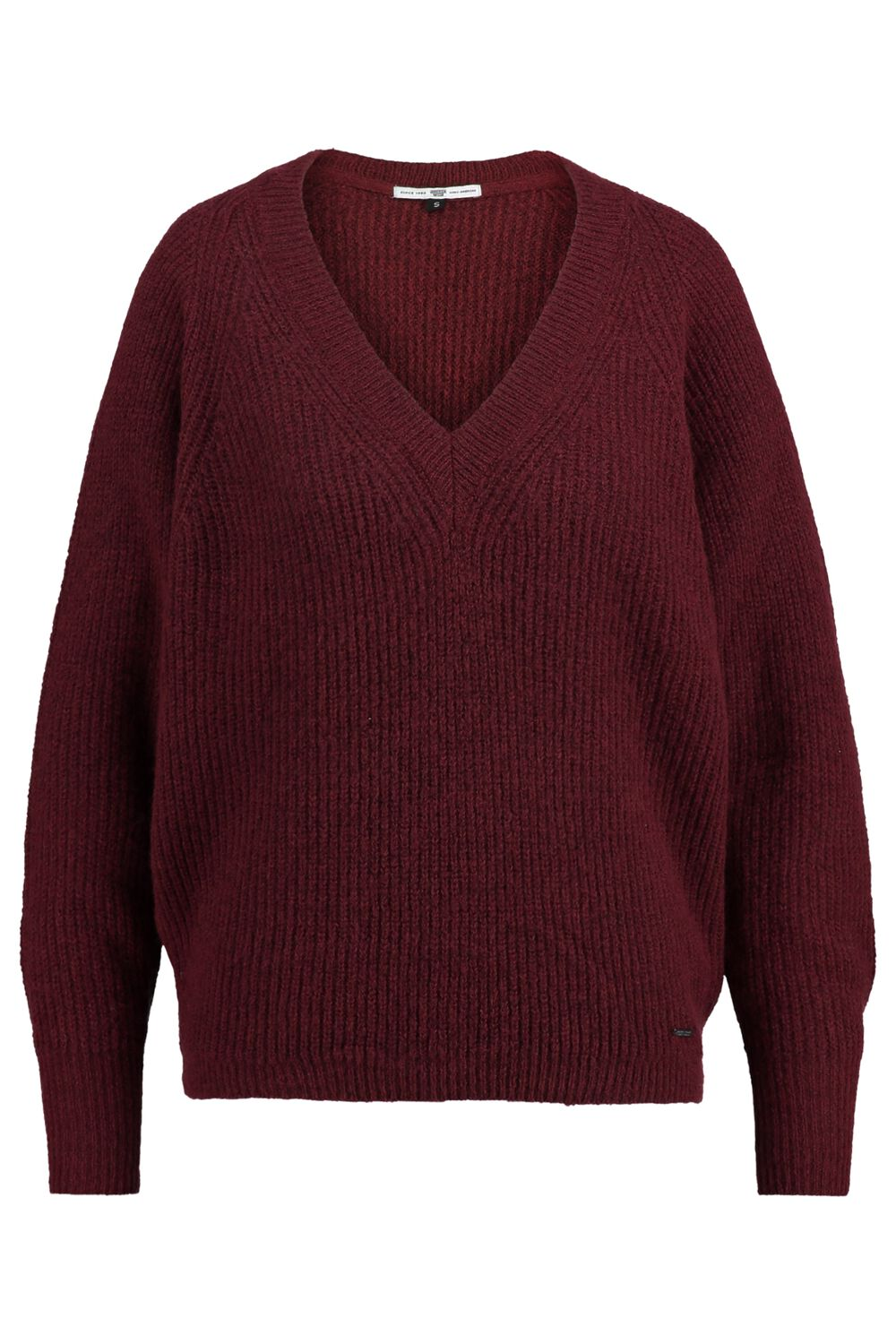 America Today Dames Trui Klementine Rood