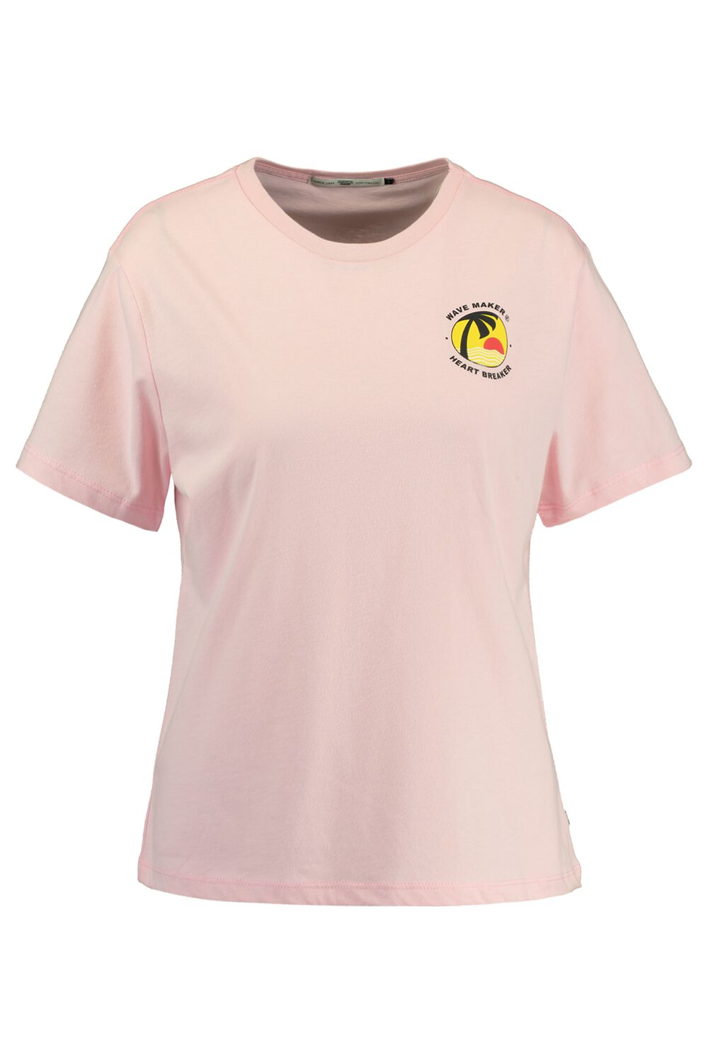 America Today Dames T-shirt Elanore Roze