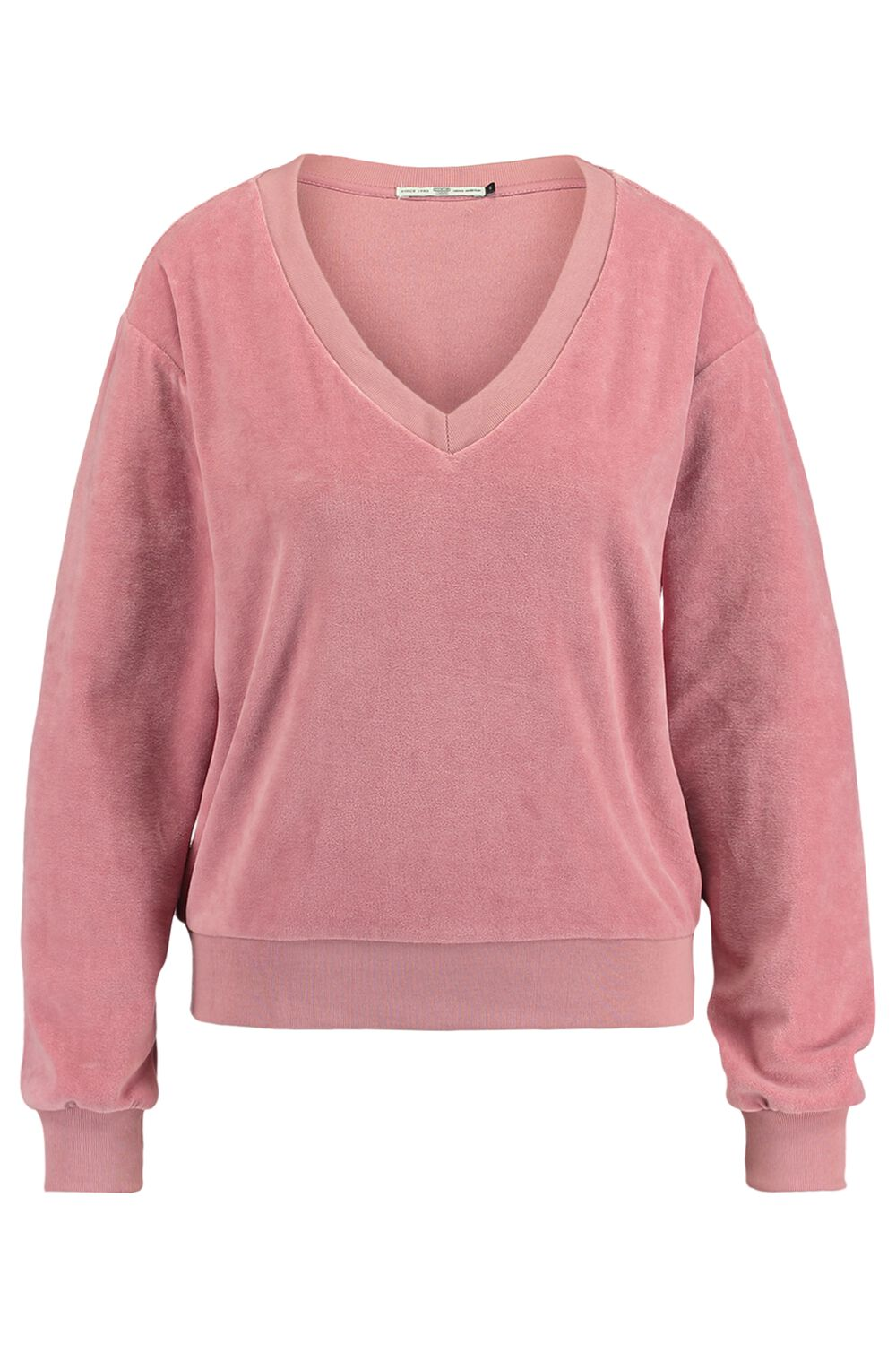 America Today Dames Sweater Shanine Roze