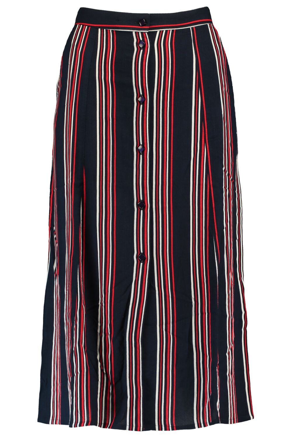America Today Dames Rok Rayleigh Blauw